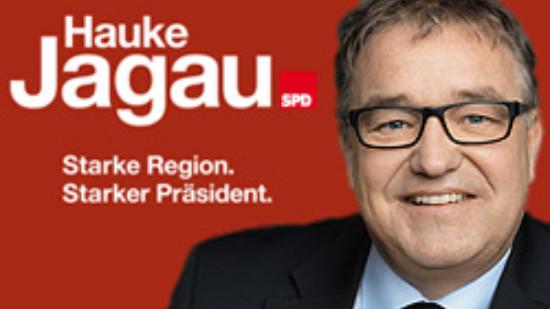 Hauke Jagau - Starke Region. Starker Präsident.