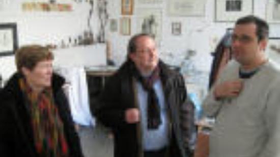 Hans-Jürgen Meißner im Gespräch